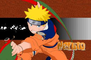MS Paint Naruto by shukei20