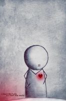 a heart that hurts by marii85