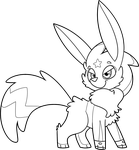 Nepeevee by 0Shiny0