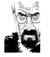 Walter White by leandrorock13
