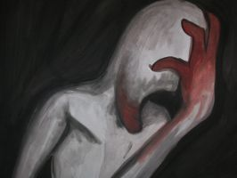 Scream out the pain by suicide---note