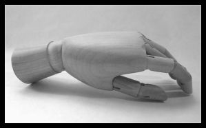 Hand. by Anere