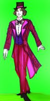 Willy Wonka costume 2 by Selinelle