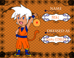 LT Costume Contest: Miki by Lexial-XIII