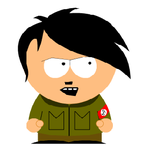 South Park - Hitler by stray-kat