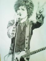 Billie joe armstrong by Leanna7117
