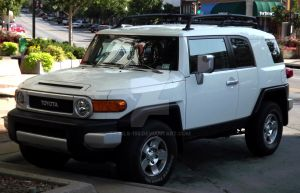 Neat Toyota Truck by Tails-155