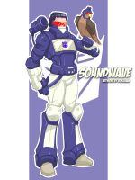 Soundwave by bokuman