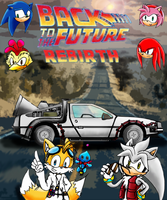 Official BTTF Rebirth Cover by RaianOnzika