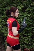 Claire Redfield RE2 cosplay II by Rejiclad