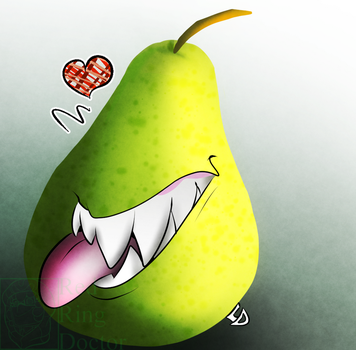We make a great pear by RedRingDoctor