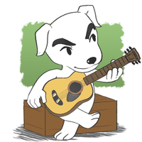 Play that tune k.k. Slider by Belruel