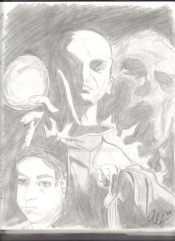 From Tom Riddle to Voldemort by Kyouen
