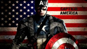 Captain America. by Lauren452