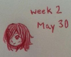[Pen/Marker Doodle War - 2] May 25th - June 8th by nadeshikofan
