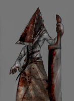Red Pyramid thing by Inverted-Mind-Inc