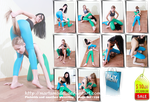 Pinholds and smother wrestling -Set 139 pics- $ 10 by MartaModel