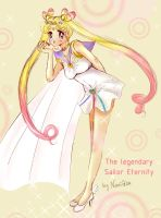 The legendary Sailor eternity by Sugar-Nami