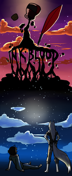 Inkblood by ChibiCorporation