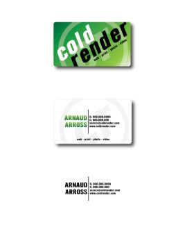 CR Business Cards Spec by leviasay