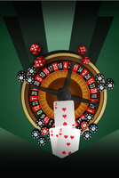 Casino table by rodolforever