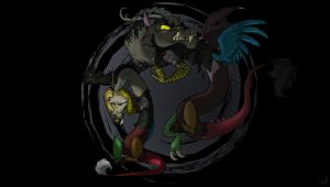 It's A Dangerous Game, Discord by Assassin-or-Shadow