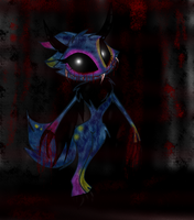 The Hider by Fun-Time-Is-Party
