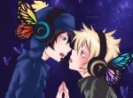 Craig x Tweek Magnet Version by Hoshiii-Chann