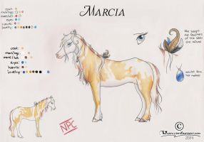 RS Marcia | NPC by Lilafly