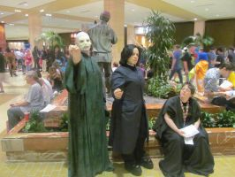 A-Kon '13 - Harry Potter 2 by TexConChaser