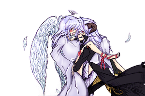 RE:Angel and demon by iLoveIslaDeLDrama