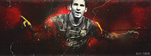 messi with turns by AleSFA