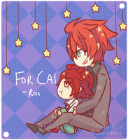 For Cai by Sandy-kun