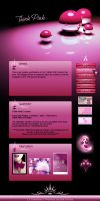 Think Pink CSS by Lilyas