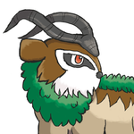 I was bored, here's a Gogoat by ChobiChibi