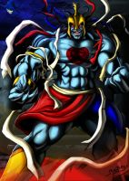 Mumm-Ra by Madboy-Art