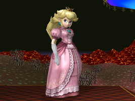 Brawl Peach by Steelia