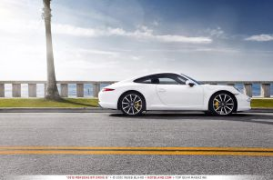 2012 Porsche 911 Drive 6 - Top Gear Magazine by notbland