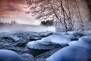 River of Haze by KariLiimatainen