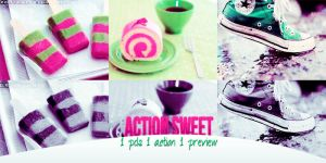 Action Sweet by PrettyMuffin