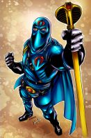 Hooded-Cobra-Commander by jadecks