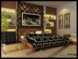 interior bedroom by tyan-MX