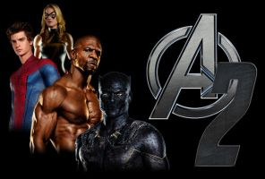 Avengers 2 Roster by batmanadik05