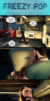 Freezy Pop - Fallout 4 Comic by CamBoy