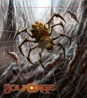 Catacomb Spider by ferryo