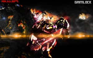 Transformers FoC Grimlock by LILR4MBO