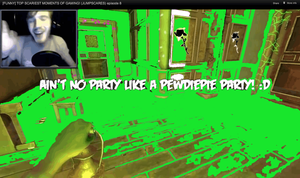 Aint no party like a pewdiepie party Gif by 2Awesome4U2