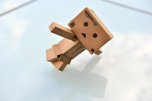 Danbo - Break Dance 01 by suuntoo