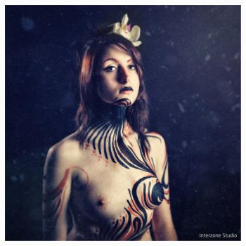Lila bodypaint 01 by Zone-studio