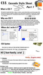 CSS- Part 1 by HectorVrl
